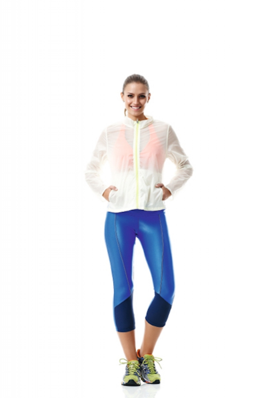 Tafeta Magic Sportjacke