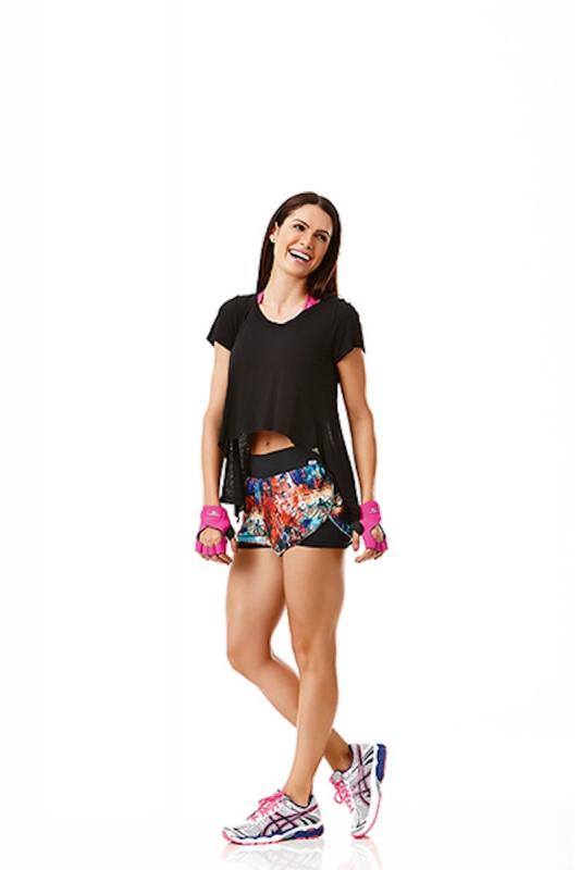 Design Tafeta Shorts
