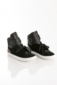 Sneaker Black Gold Power Her